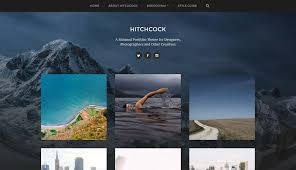 theme bureau hitchcock theme site bureau