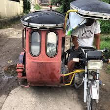 pedicab philippines land travel in the philippines amanda abroad