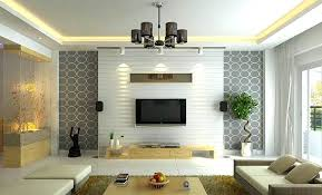 wallpapers designs for home interiors warm wallpaper design for living room photos of modern wallpaper