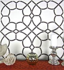 how to stencil the coco trellis wall pattern stencil stories