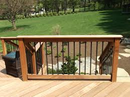 Deck Handrail Ipe Deck Railing Decks R Us