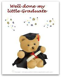 kindergarten graduation cards free printable graduation cards