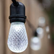 Led Outdoor Patio String Lights Patio Lights Commercial Cool White Led Patio String Lights 24