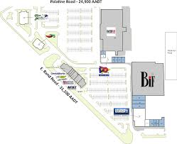arlington heights il southpoint shopping center retail space
