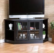 corner flat panel tv cabinet furniture divine corner flat panel tv stands featuring georgian