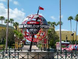 Espn Wide World Of Sports Map by Braves Spring Training At Champion Stadium Rolling With The Magic