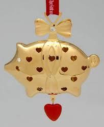 georg denmark annual mobile ornament at