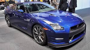Nissan Gtr Blue - nissan announces u s pricing for 2013 gt r auto moto japan bullet