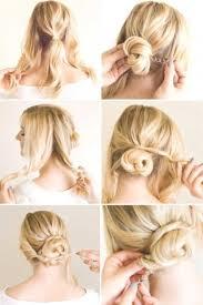 Einfache Frisur Lange Haare Rundes Gesicht by Einfache Frisuren Für Mittellange Haare Feines Haar 2017