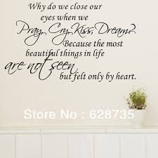 Quotes For Dining Room by Buy Kitchen Food Home Words Lettering Wall Decor Decal For