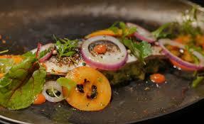 cuisiner du maquereau frais de ceviche de maquereau guacamole par juan arbelaez