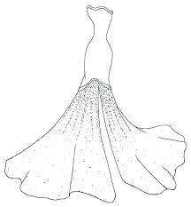 printable coloring pages wedding wedding dress coloring pages barbie dresses coloring pages printable