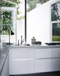 White Lacquer Kitchen Cabinets Simple Modern Home Furniture White Lacquer Commercial Kitchen