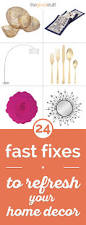 24 fast fixes to refresh your home décor thegoodstuff