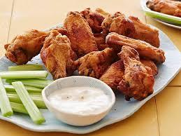 buffalo style chicken wings recipe food network kitchen food