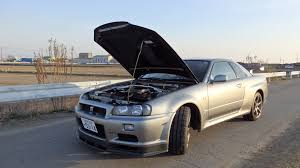 nissan skyline 2001 nissan skyline gtr r34 v spec ii nur for sale in japan