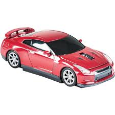 nissan red automouse nissan gtr r35 2 4 ghz wireless mouse 95906w red b u0026h