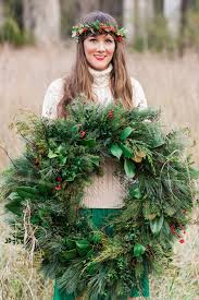 most stunning nordic wreaths celebrations