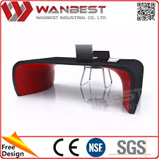 Office Rear View Desk Mirrors Unique Office Table Executive Ceo Desk Office Desk Luxury Solid
