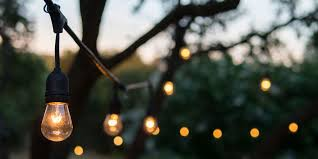 Hanging Patio Lights by Hanging Outdoor Patio Lights Icamblog
