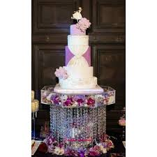 cupcake stand with led lights sale wedding cake stand with crystals chandelier acrylic beads