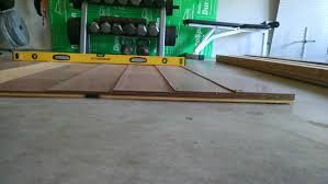 Gym Flooring For Garage by Leveling Garage Gym Platform Album On Imgur