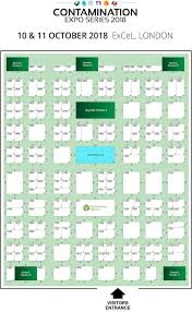 floor plan the land remediation expo 2018 excel london