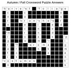 crossword puzzle worksheet maker sample answer key
