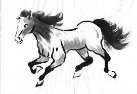 forget the parachute what color is my horse followmybrushmarks