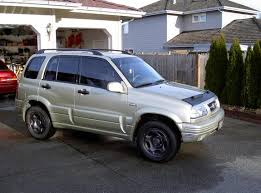 Favorito aconfusedazn 1999 Suzuki Grand Vitara Specs, Photos, Modification  &UH66