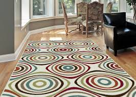jc penney home decor area rugs jcpenney home decor burgundy kitchen rug throughout round