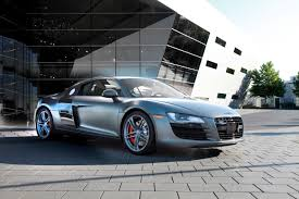 Audi R8 Matte - audi introduces r8 exclusive selection editions for 2012 in