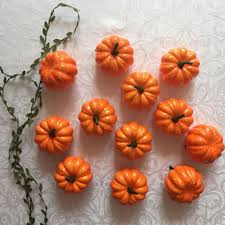 pumpkin decoration images popular artificial pumpkin decorations buy cheap artificial
