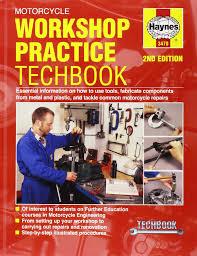 buy motorcycle workshop practice manual haynes manuals book