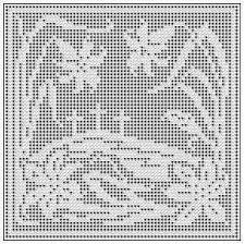 christian symbols in filet crochet free patterns grandmother s