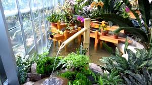 water trough planter create a natural garden with indoor water fountain youtube