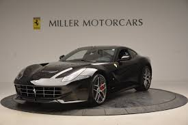 purple ferrari f12 2016 ferrari f12 berlinetta stock 4380 for sale near westport