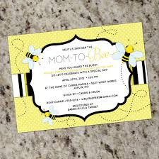 baby shower bee theme bee baby shower invitation bay bee shower invitation