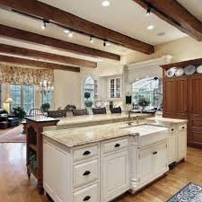 rustic kitchen designs with white cabinets american pro decor 5 1 8 in x 8 in x 13 ft walnut