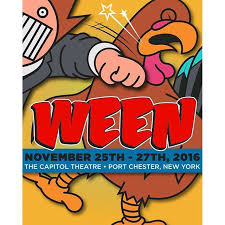 ween to make capitol theatre debut thanksgiving weekend