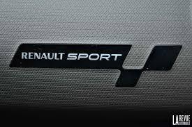logo renault sport nouvelles photos peugeot 208 gti bps renault clio rs trophy