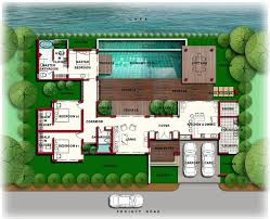 luxury house plans with pools collection modern mansion house plans photos the