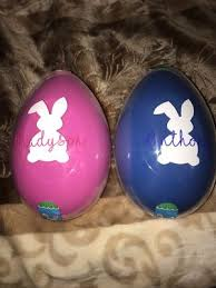 personalized easter eggs personalized easter baskets baby kids in la puente ca offerup