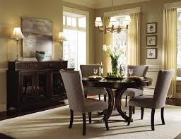 dining room round dining table decor ideas modern round dining