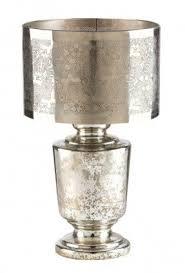 glass mercury table lamp foter