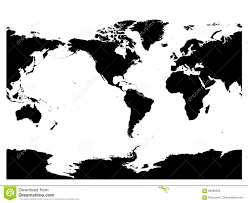 World Map Vector World Map Vector Detail Royalty Free Stock Images Image