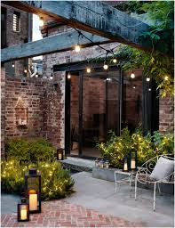 Backyard String Lighting Ideas Backyard Backyard String Lights Impressive Formidable Garden