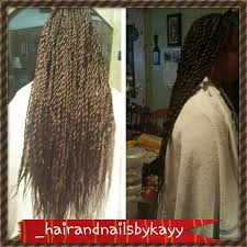 packs of kanekalon hair small senegalese twist we used 7 packs of bobbi boss 100