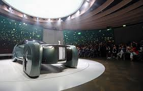 rolls royce vision 100 rolls royce ceo our self driving cars won u0027t be u0027dumbed down