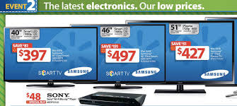 walmart led tv black friday beats solo hd televisions get heavy discounts on walmart u0027s black